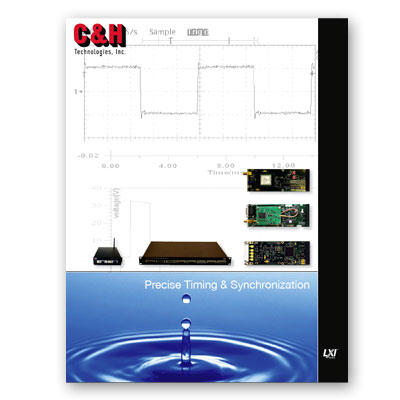 Precise Timing & Synchronization Brochure