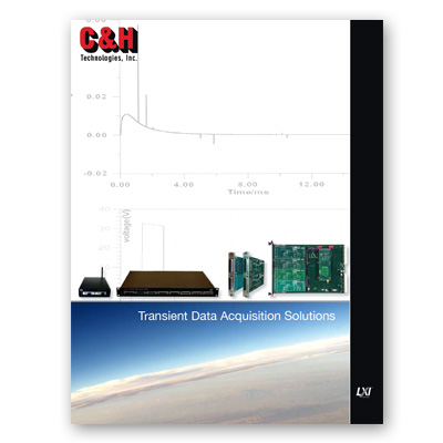 Transient Data Brochure